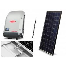 10 kW päikeseelektrijaam