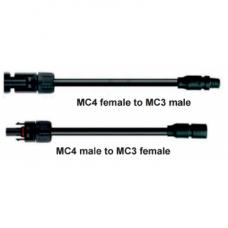 Victron paneeli adapterkaabel MC4st MC3sse, 15 cm